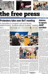 The Free Press Vol 46 Issue 10, 11-24-2014
