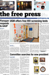 The Free Press Vol 46 Issue 11, 12-08-2014