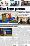 The Free Press Vol 46 Issue 17, 03-02-2015
