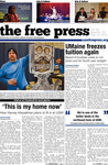 The Free Press Vol 46 Issue 19, 03-23-2015