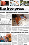 The Free Press Vol. 47, Issue No. 02, 09-14-2015