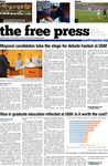 The Free Press Vol. 47, Issue No. 06, 10-19-2015