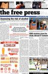 The Free Press Vol. 47, Issue No. 18, 03-21-2016