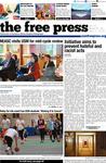 The Free Press Vol. 47, Issue No. 19, 04-11-2016
