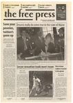 The Free Press Vol. 39, Issue No. 3, 09-17-2007