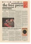 The Free Press Vol. 39, Issue No. 11, 12-11-2007