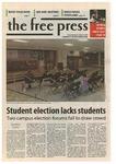The Free Press Vol. 38, Issue No. 16, 03-16-2007