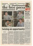 The Free Press Vol. 38, Issue No. 17, 04-09-2007