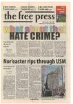 The Free Press Vol. 38, Issue No. 19, 04-23-2007
