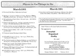The Fruits of Our Labors (March 1991)