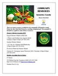Kennebec County Community Food Resources by Mikayla Libby Gilbert