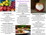 Penobscot County Community Food Resources by Savannah Lowrey