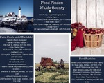 Waldo County Community Food Resources by Liesel Krout