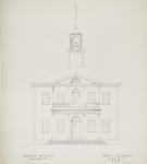 Front Elevation by Gorham Academy