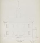 Side Elevation by Gorham Academy
