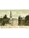 First Parish Church and Chapel Gorham, Maine