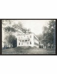 Manual Training School, Gorham, Maine by USM Special Collections