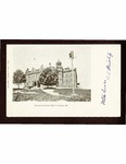 Frederick Robie Hall, Gorham, Maine by USM Special Collections