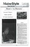 Maine's 'La Marrainne': Lewiston's Gigure highly regarded by Franco-Americans Article by Dawn Gagnon