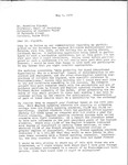 Letter from Stephen T. Duplessis