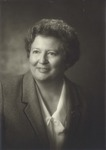 Madeleine Giguère Portrait 1986 by Franco American Collection