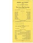 The Great Big Doorstep Program by Jane M. Thurston