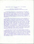 Testimony of Madeleine Giguère on the Condition of Franco-Americans in the State of Maine by Madeleine Giguère