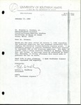 Letter from Robert L. Woodbury to Stanley L. Freeman Jr.