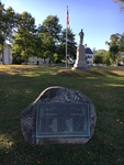 Castine, Maine: World War One Memorial