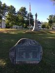 Castine, Maine: World War One Memorial