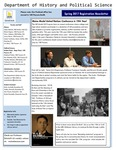 Department of History and Political Science Registration Newsletter Spring 2017
