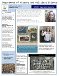 Department of History and Political Science Registration Newsletter Fall 2017