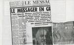 Le Messager en Grief [Article]