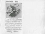 25 Anniversaire Mariage de M. et Mme. Valdore Couture [Article]