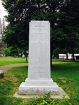 Gardiner, Maine: Veterans Memorial