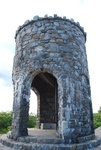 Camden, Maine: World War I Memorial Tower (Mt. Battie)