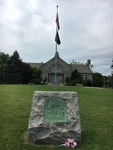 Rockland, Maine: World Wars I and II Monument
