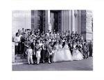 Dufour-Gosselin Wedding Photograph