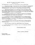 Letter from Adelard Janelle by Adelard Janelle