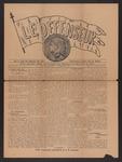 Le Défenseur, v. 1 n. 2, (11/01/1921)