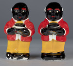 Uncle Mose salt and pepper shakers by University of Southern Maine Special Collections