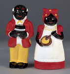 Uncle Mose and Aunt Jemima salt and pepper shakers by University of Southern Maine Special Collections