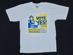 """VOTE YES! for human rights november '98 SOUTH PORTLAND CITIZENS FOR JUSTICE"" by South Portland Citizens for Justice"