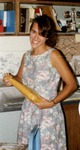Jane Going Away Party, 1990 by Marilyn MacDowell