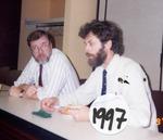 Lanny Lambert & Zip Kellog, '97