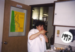 Woman, Eating, '97