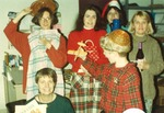 Serials Christmas Party December 1993 by Marilyn MacDowell