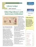 Library Ledger by University of Southern Maine Libraries