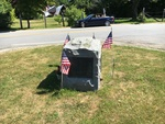 South Bristol, Maine: All Wars Monument