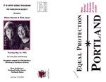 Matlovich Society (Spring/Summer/Fall 1992)